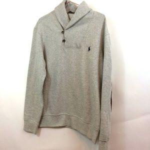 Polo Ralph Lauren Elbow Patch Men's Sweatshirt M